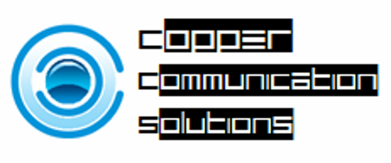 Copper Communication Solutions, Logo